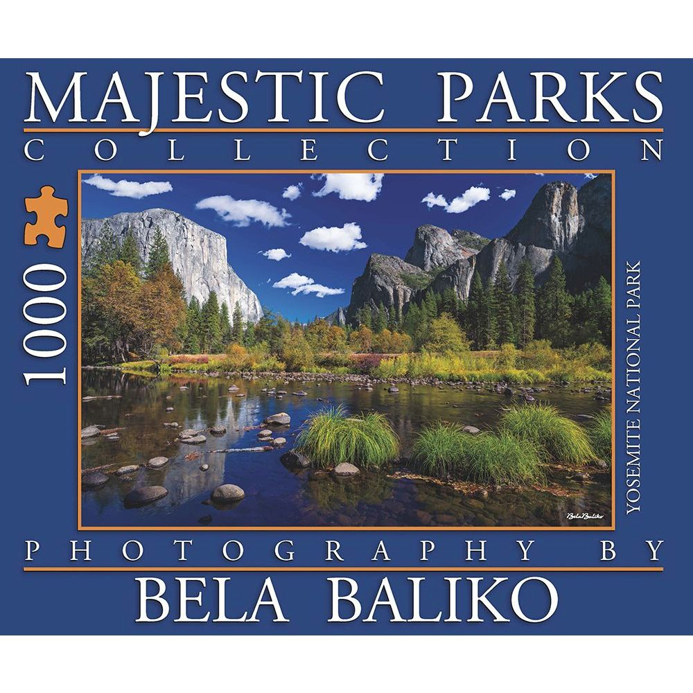 Best Majestic Parks Valley View 1000 Piece Puzzle You Can Buy