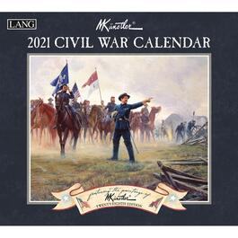 Civil War Wall Calendar