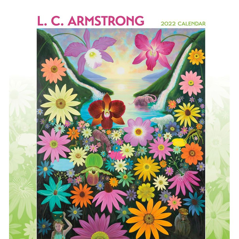 L. C. Armstrong 2022 Wall Calendar