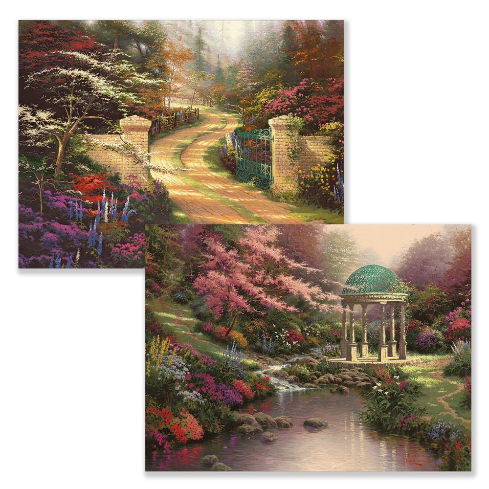 "Garden-Serenity-5.25""-x-4""-Blank-Assorted-Boxed-Note-Cards-2"