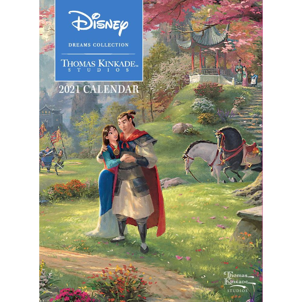 Kinkade Disney 2021 Planner