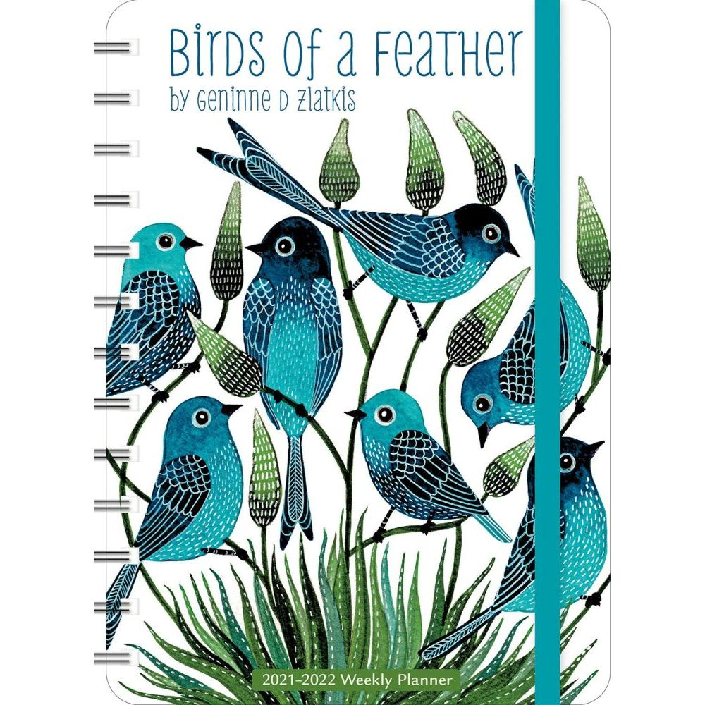 Birds of a Feather 2022 Planner
