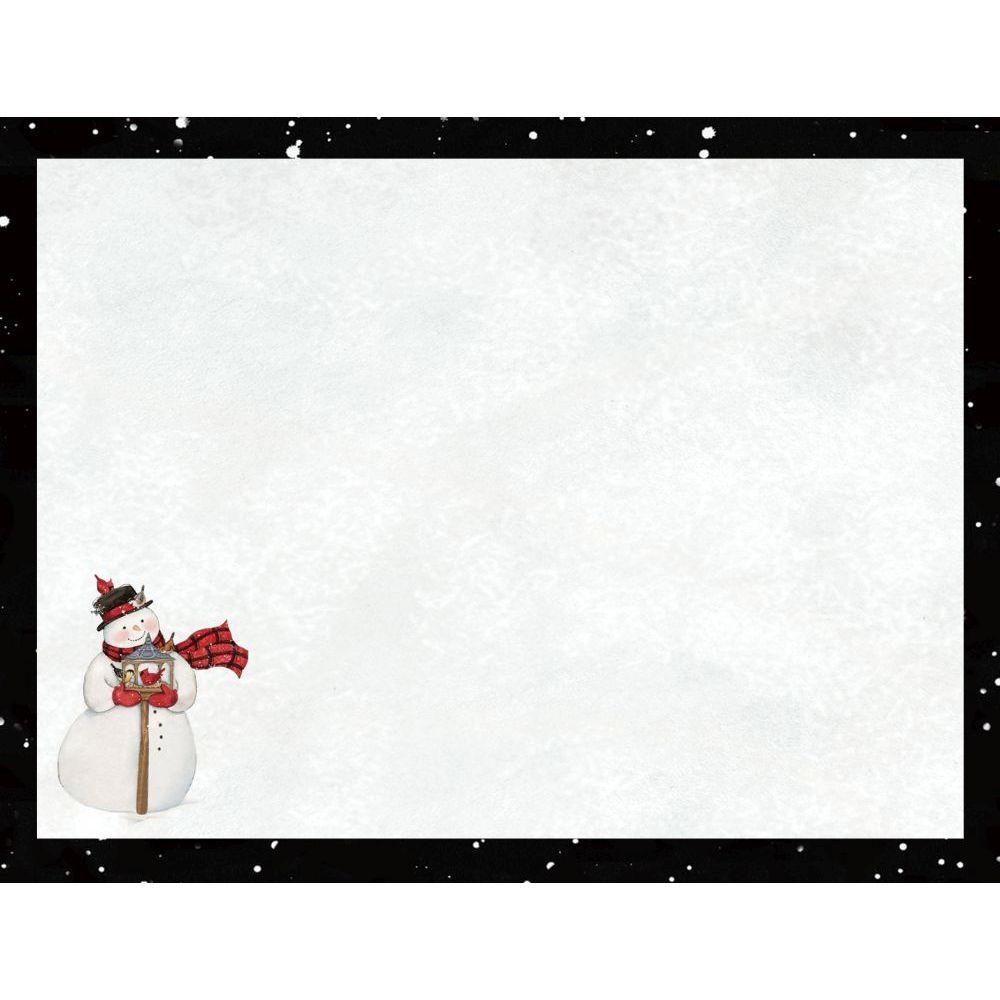 Sam Snowman Pop-Up Christmas Cards - Calendars.com