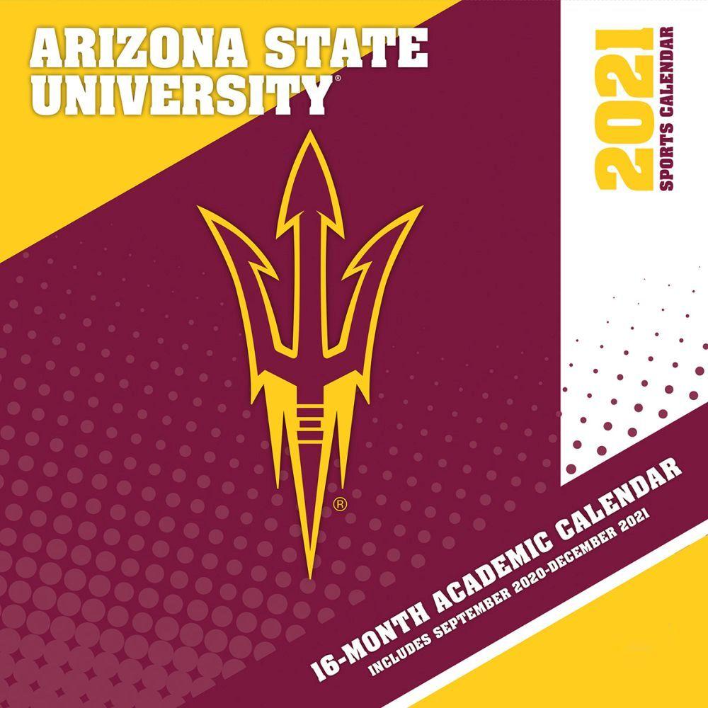 Arizona State Sun Devils 2021 Wall Calendar