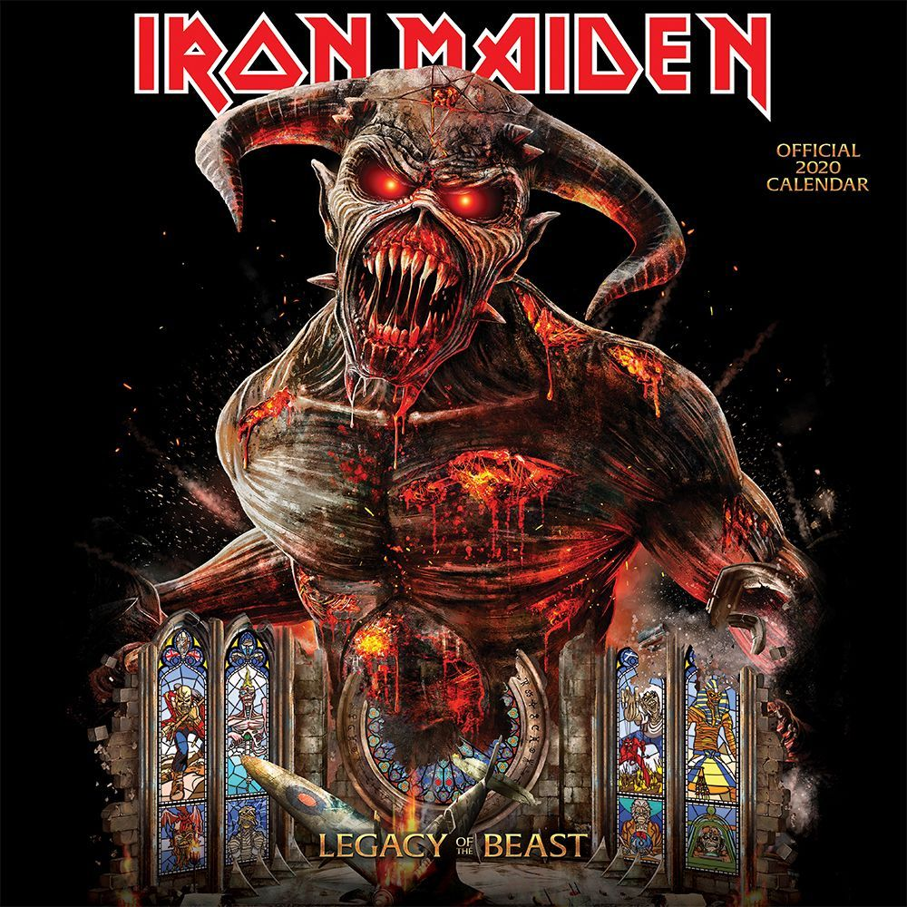 Iron-Maiden-Wall-Calendar-1