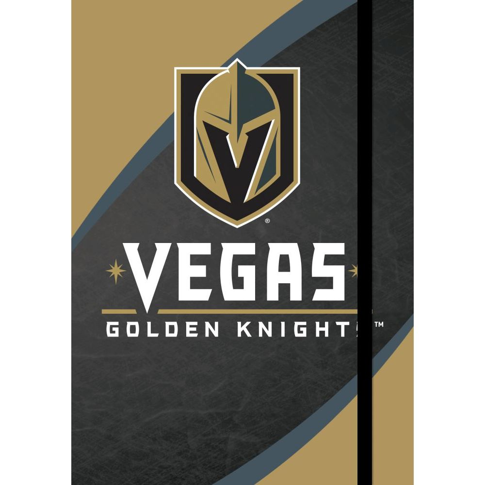 Vegas-Golden-Knights-Soft-Cover-Stitched-Journal-1