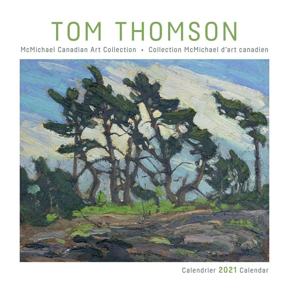 2021 Thomson Wall Calendar