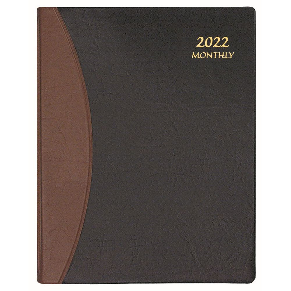 Carriage 2022 Monthly Appointment Planner