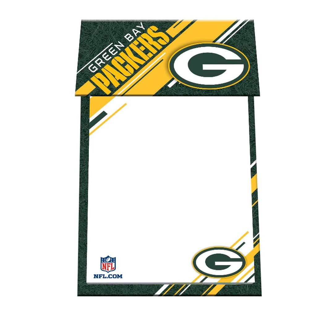 NFL-Green-Bay-Packers-Note-Pad-1