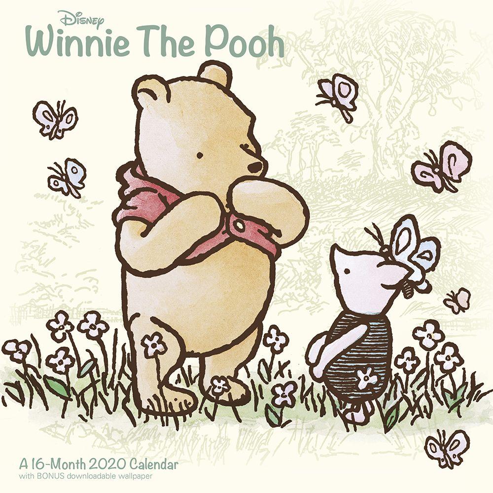 Winnie the Pooh 2021 Wall Calendar