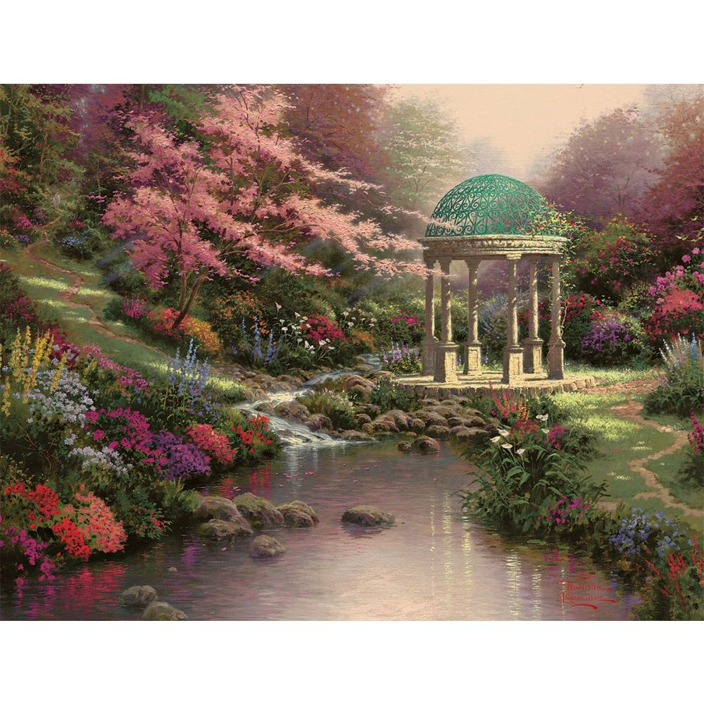 "Garden-Serenity-5.25""-x-4""-Blank-Assorted-Boxed-Note-Cards-3"