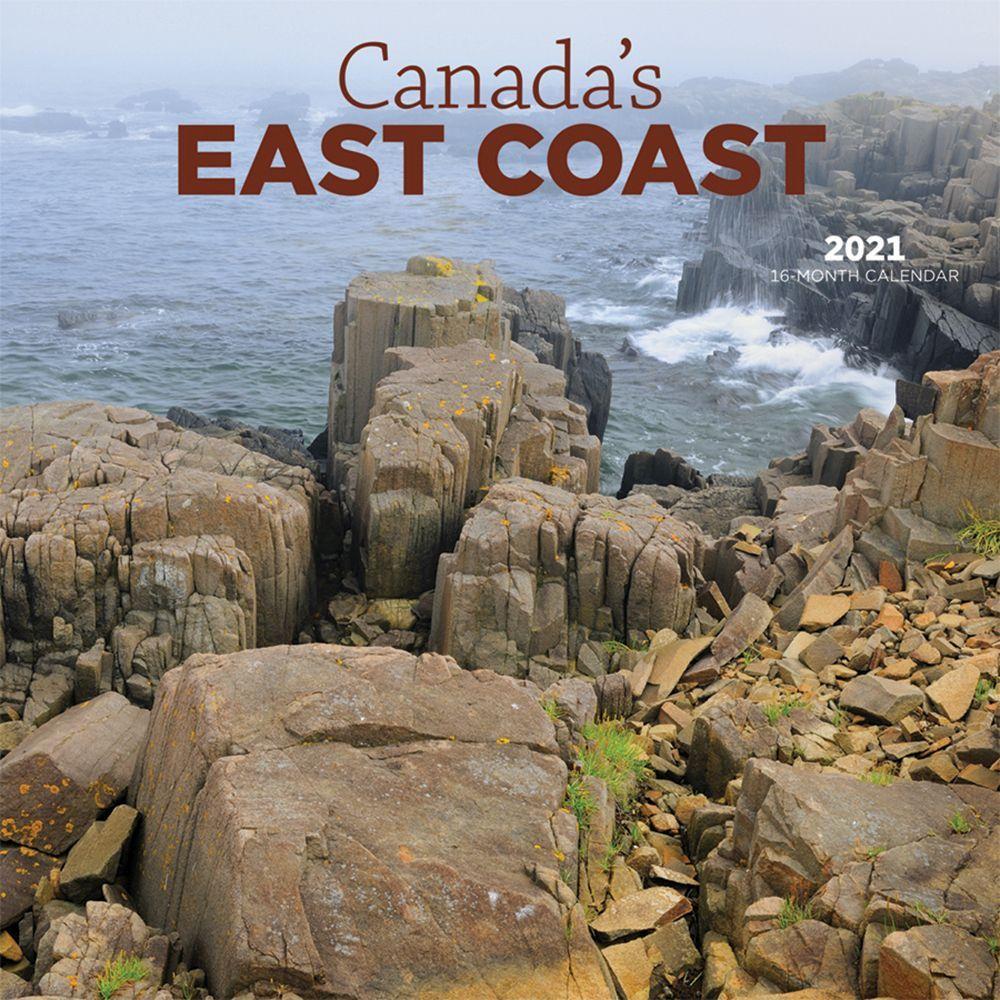 2021 Nova Scotia Wyman Wall Calendar