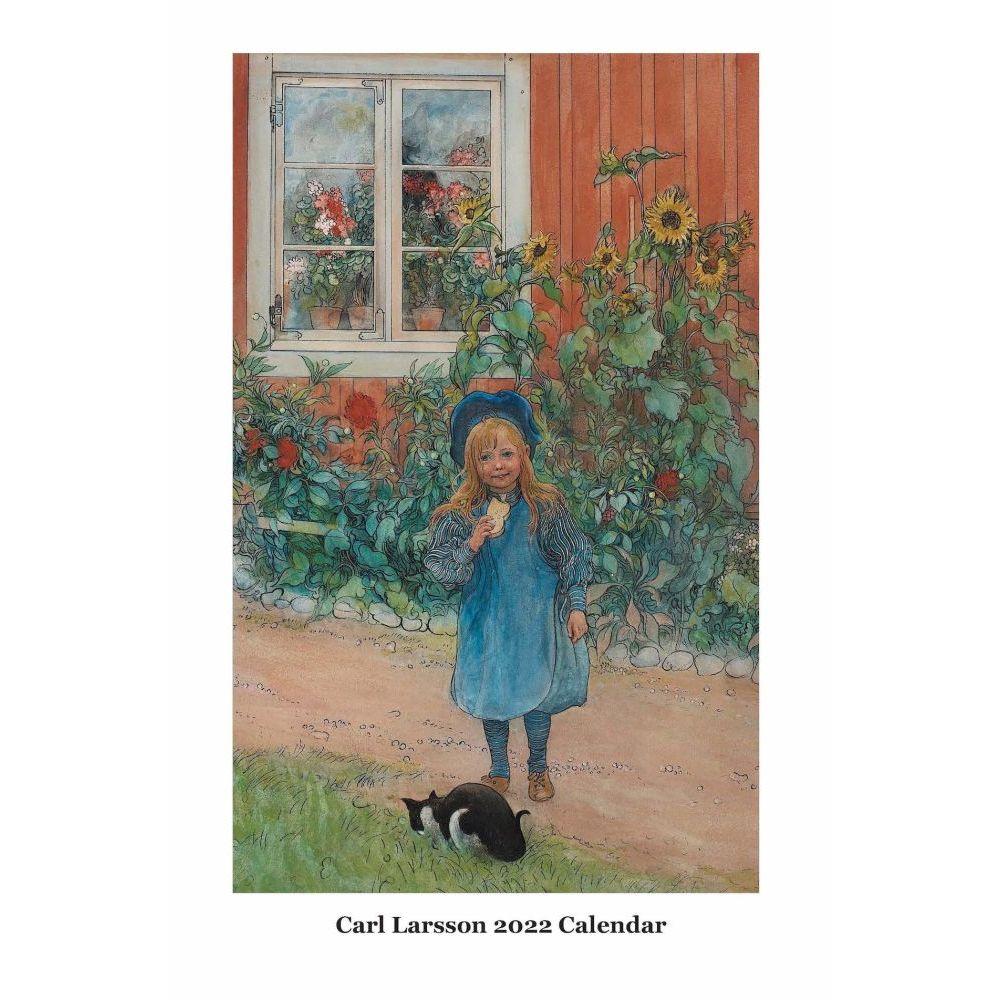 Carl Larrson 2022 Wall Calendar