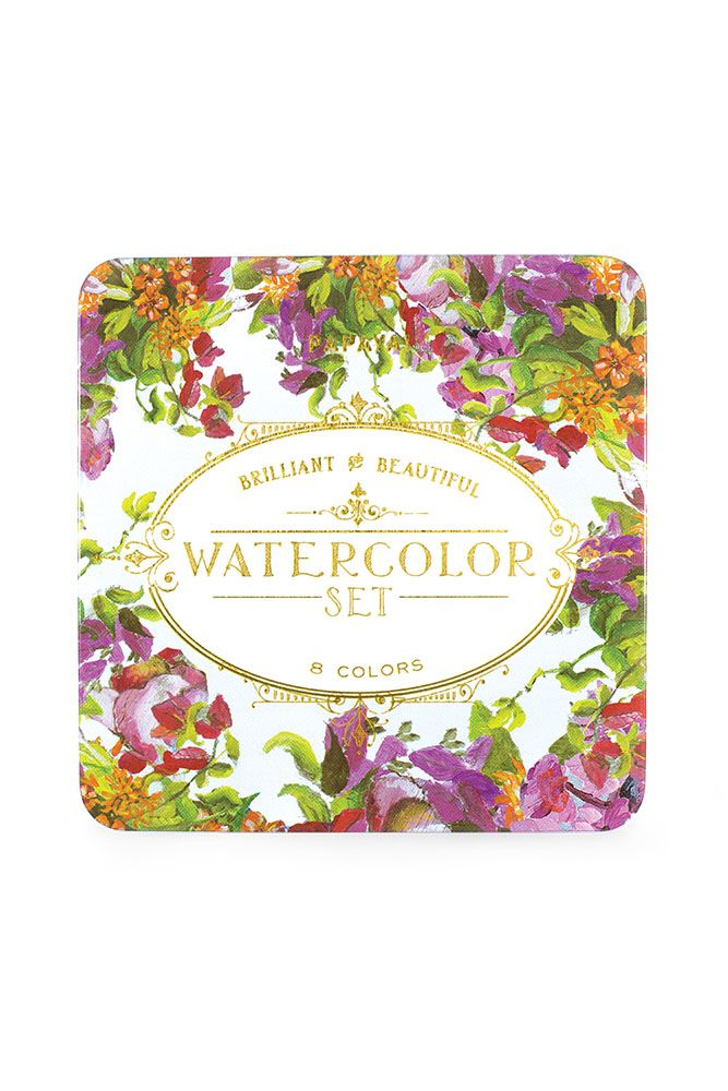 In-The-Garden-Watercolor-Set-1