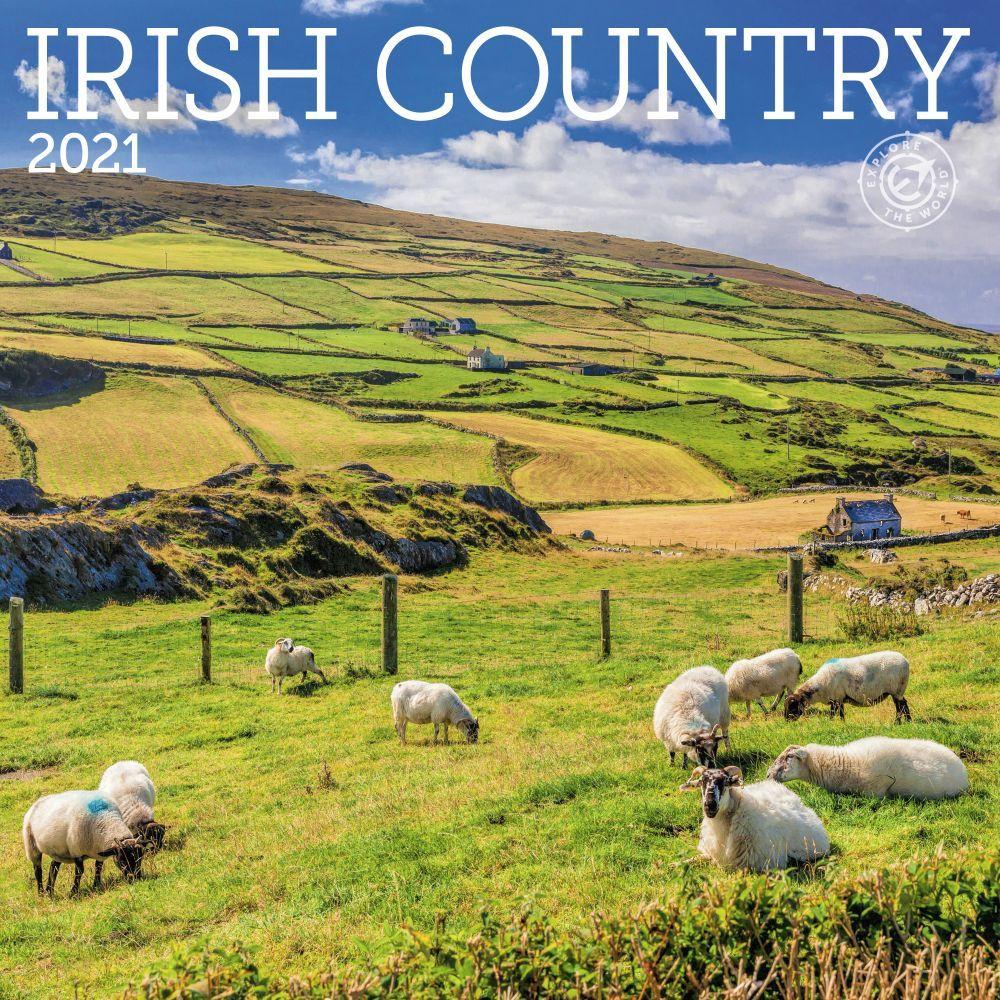 2021 Irish Country Wall Calendar