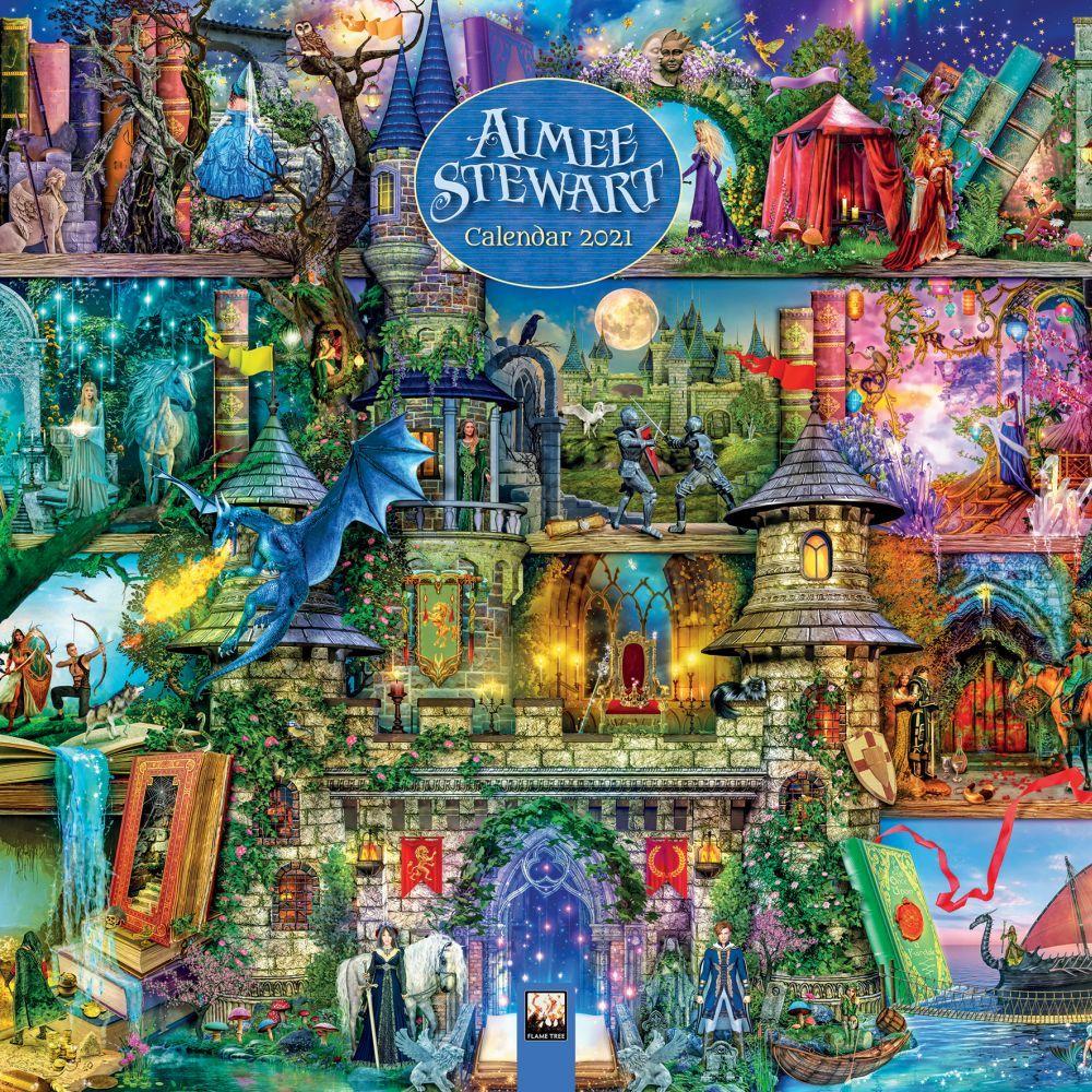 2021 Stewart Wall Calendar