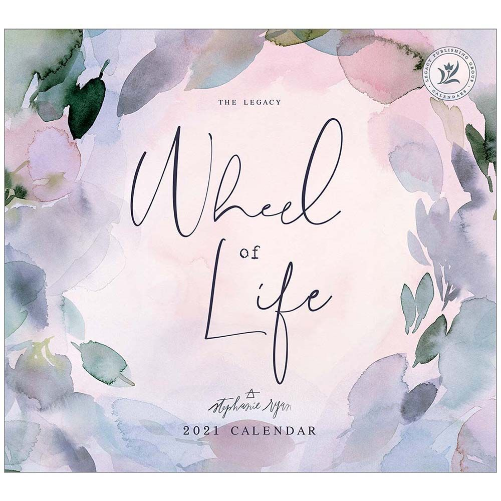 2021 Wheel of Life Wall Calendar