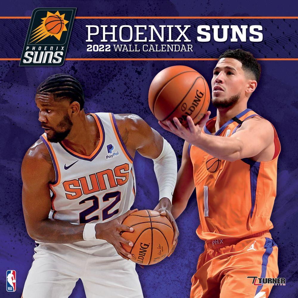 Phoenix Suns 2022 Wall Calendar