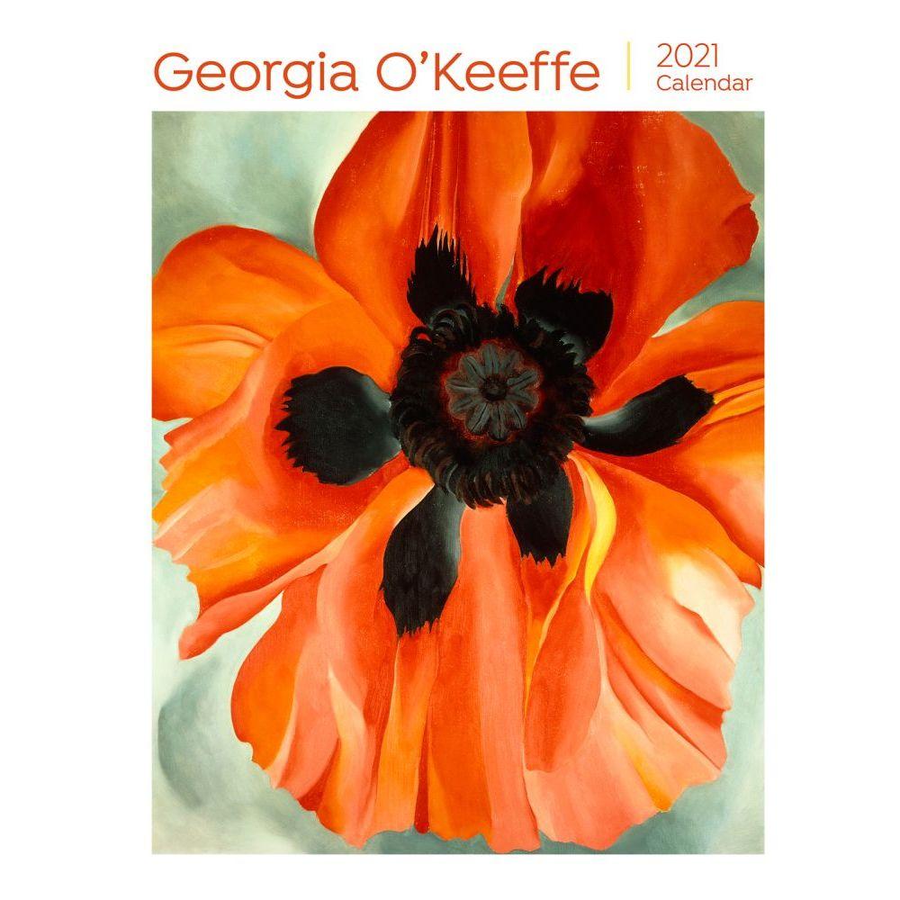 Georgia O'Keeffe 2021 Mini Wall Calendar