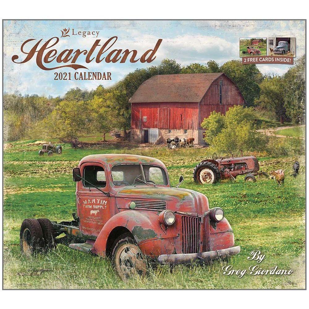 Heartland Wall Calendar