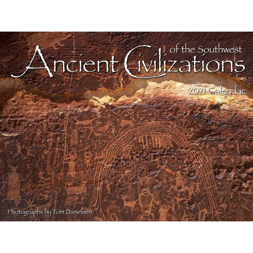 2021 Ancient Civilizations Wall Calendar