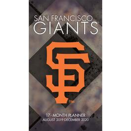 San Francisco Giants Pocket Planner