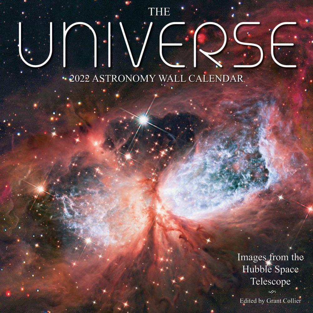The Universe 2022 Astronomy Wall Calendar
