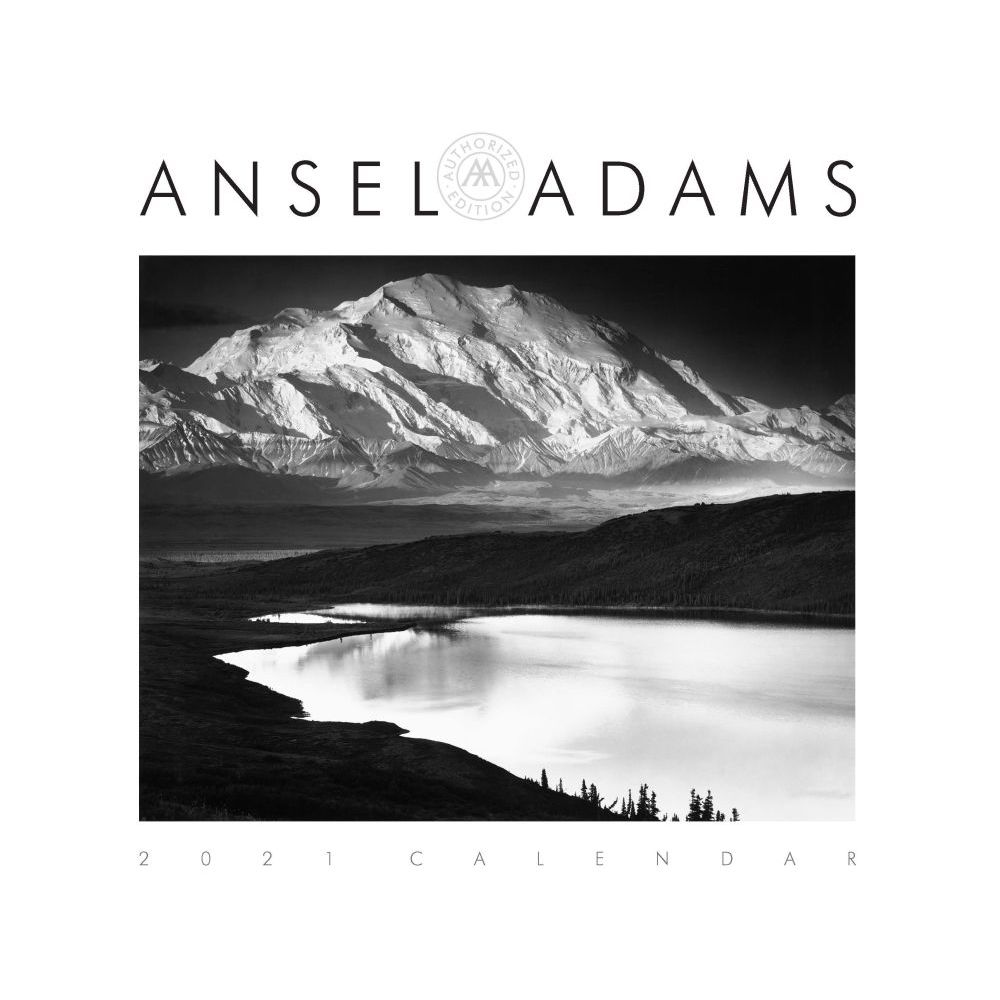 2021 Ansel Adams Wall Calendar