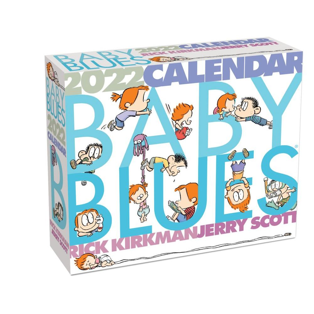 Baby Blues 2022 Day-to-Day Calendar