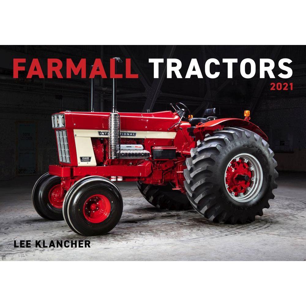 2021 Farmall Tractors Wall Calendar