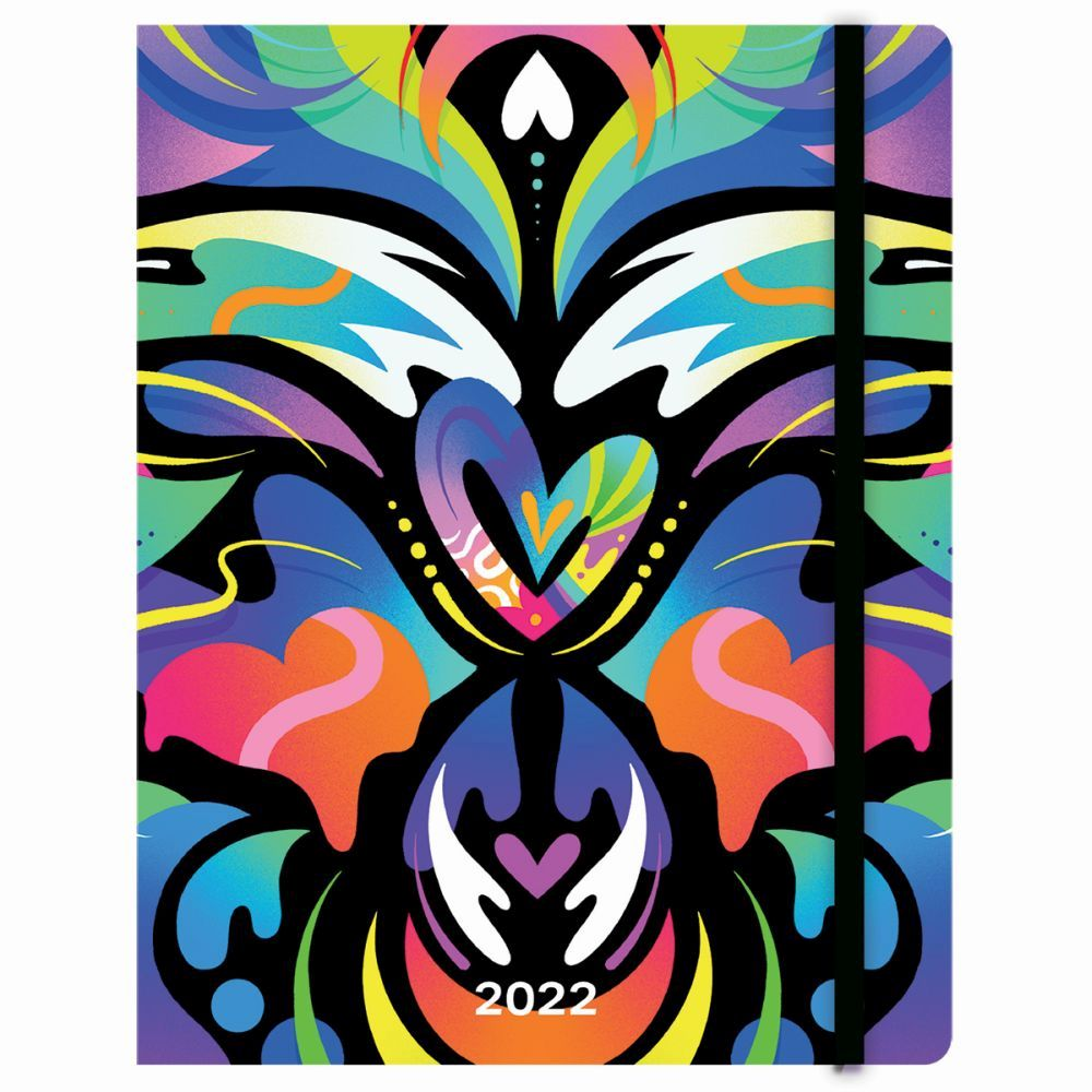 Love Explosion 2022 Monthly Planner