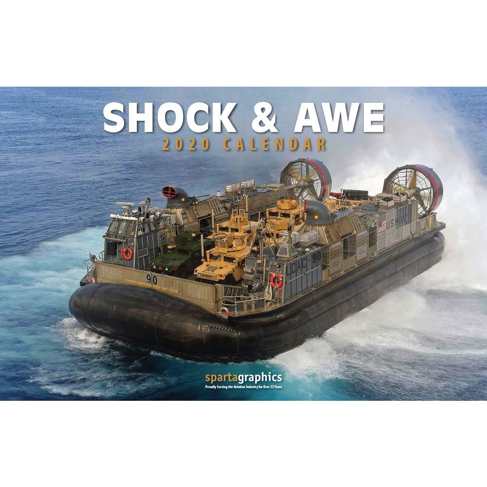 Shock-and-Awe-Deluxe-Wall-Calendar-1