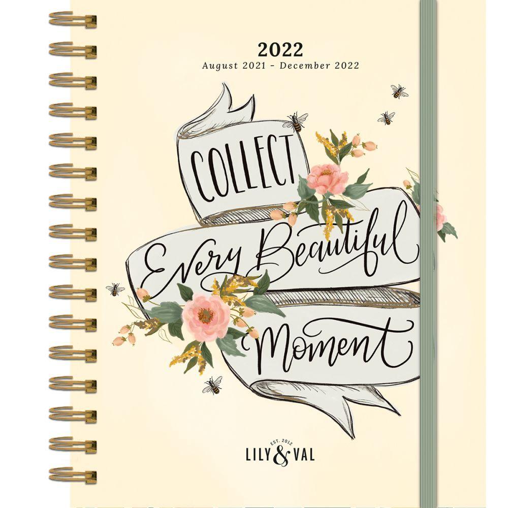 Just Breathe 2022 PlanIt Planner
