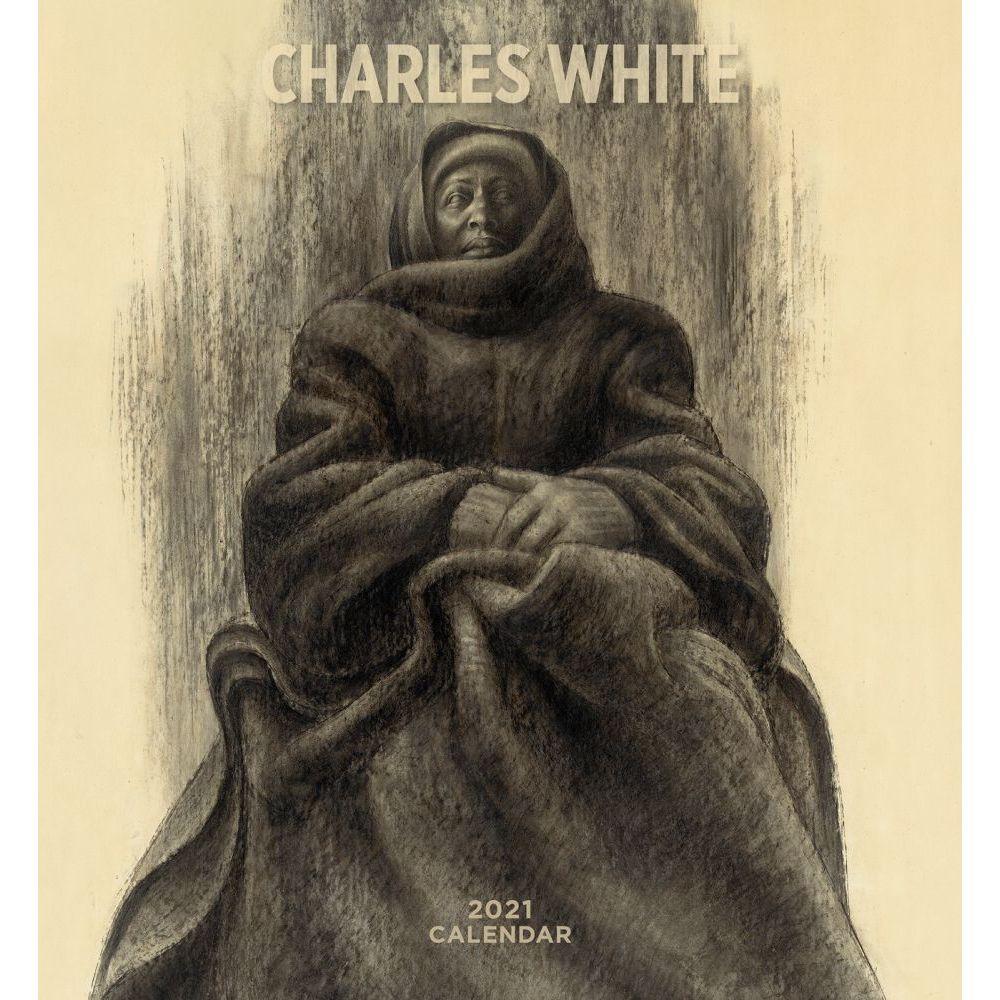 2021 Charles White Wall Calendar