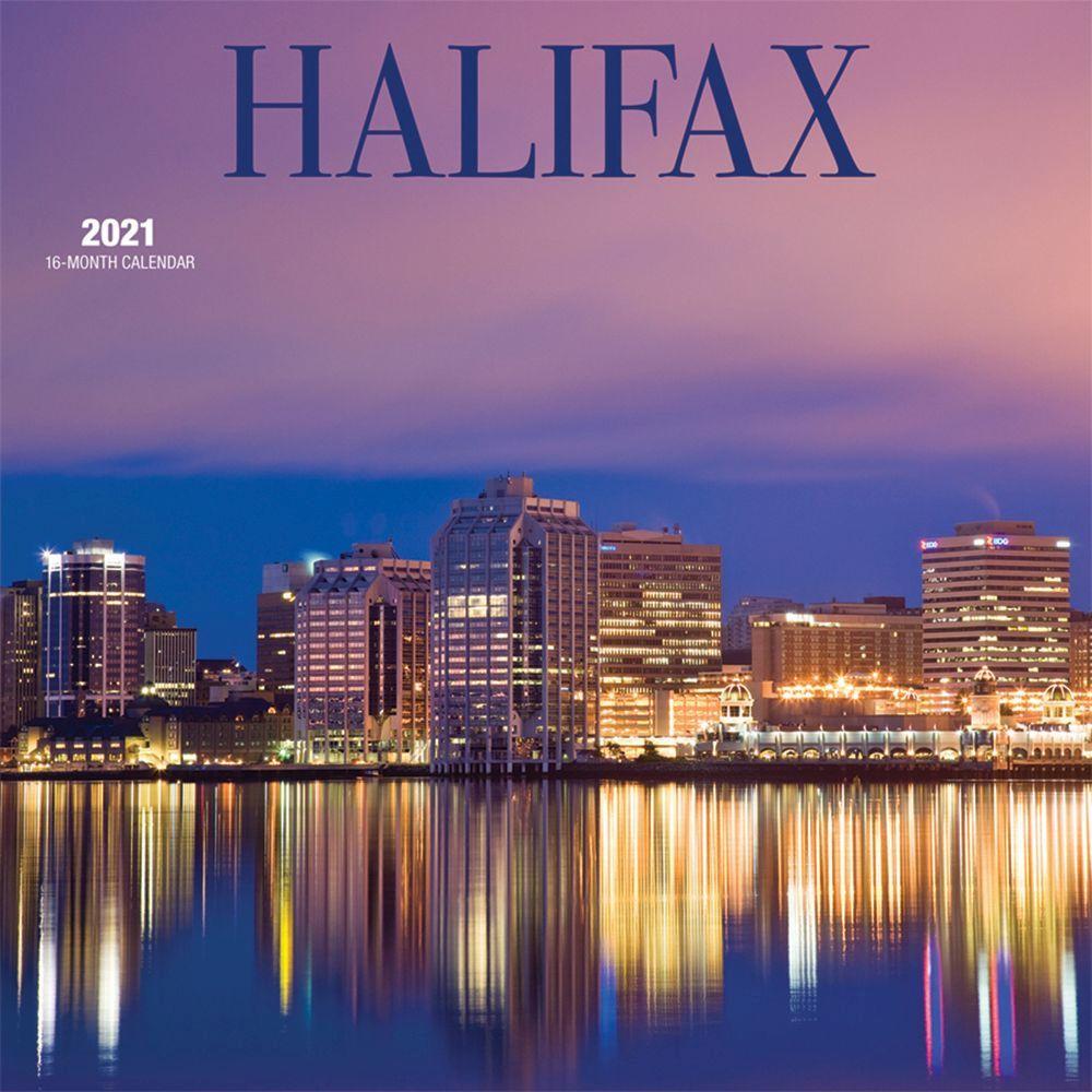 2021 Halifax Wall Calendar