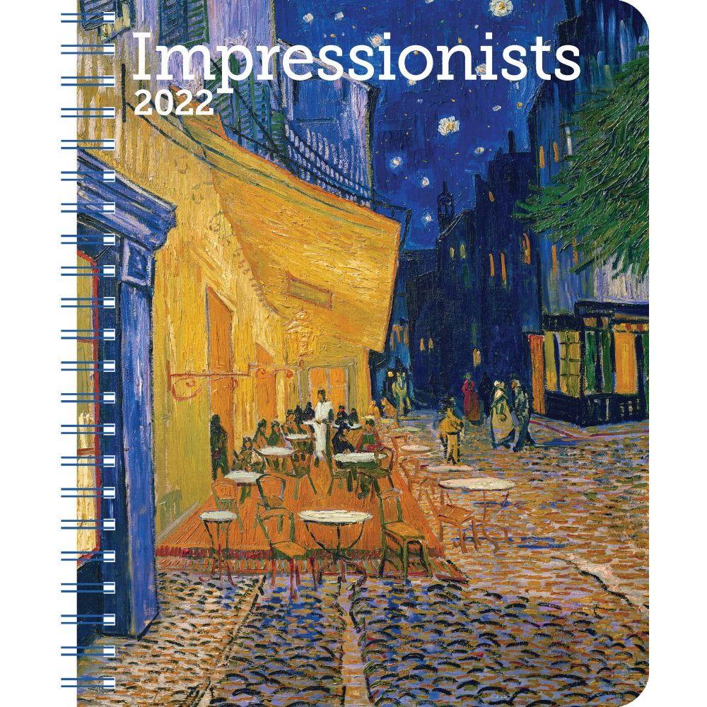 Impressionists 2022 Engagement Planner