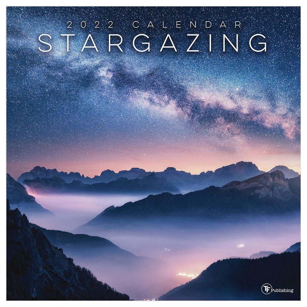 Stargazing 2022 Wall Calendar