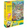 Spongebob Cast 1000pc Puzzle