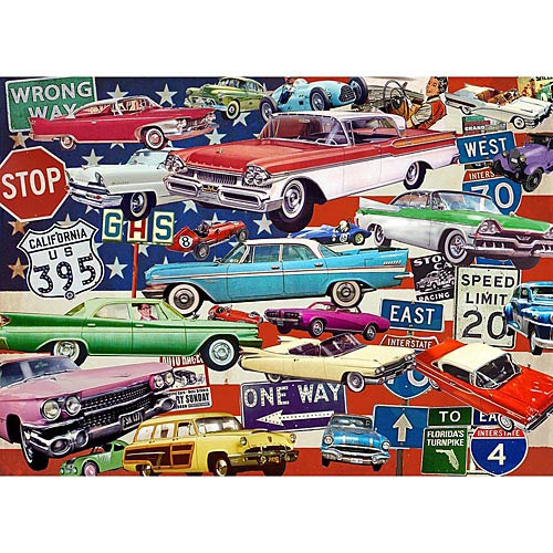 Best Fancy Fins & Classic Chrome 1000 Piece Puzzle You Can Buy