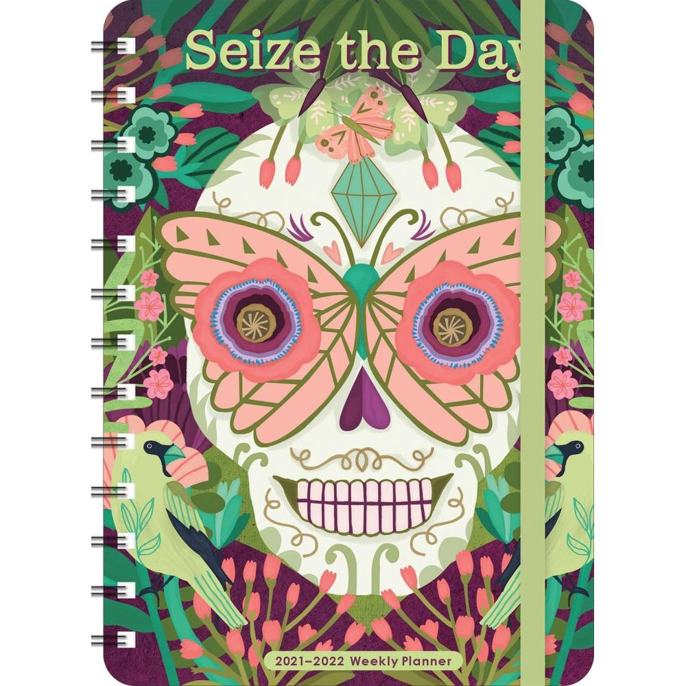 Sugar Skull On-the-Go 2022 Weekly Planner