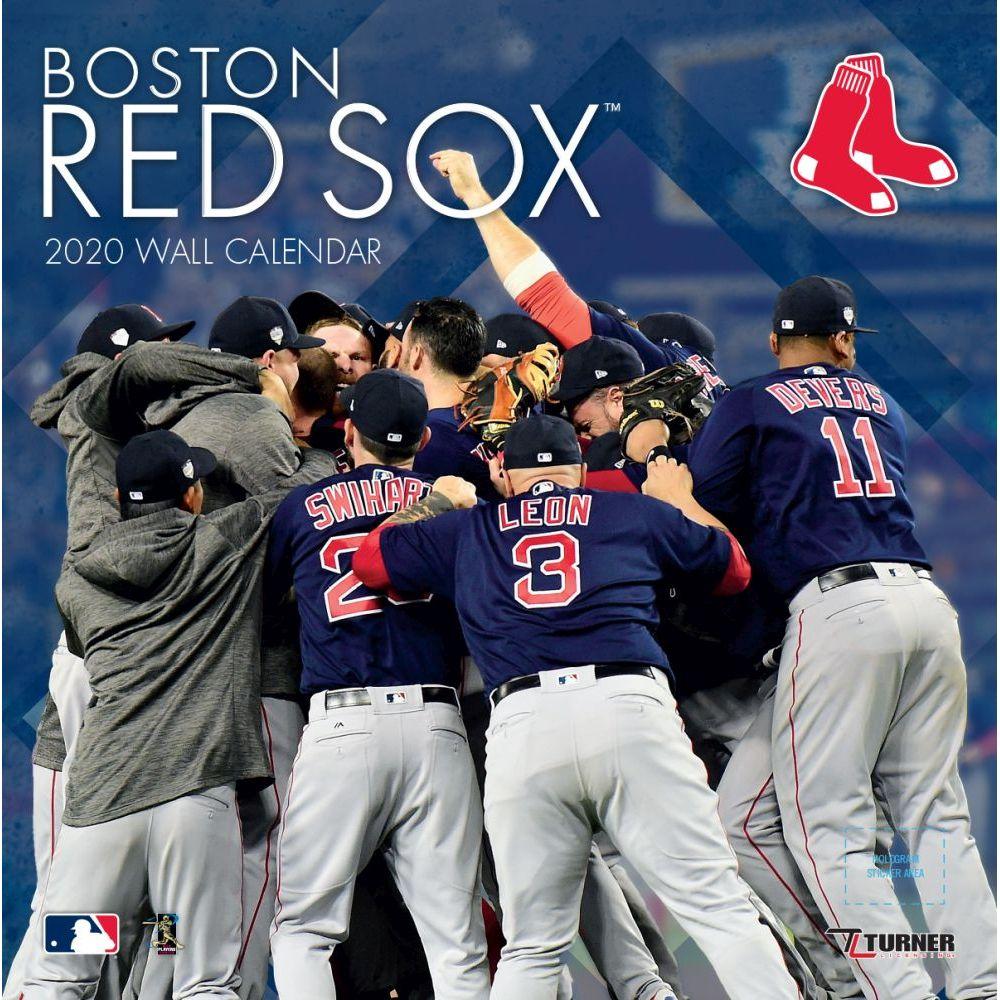 Boston Red Sox 2021 Wall Calendar