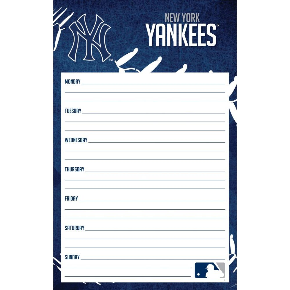 New-York-Yankees-Jumbo-Weekly-Planner-1