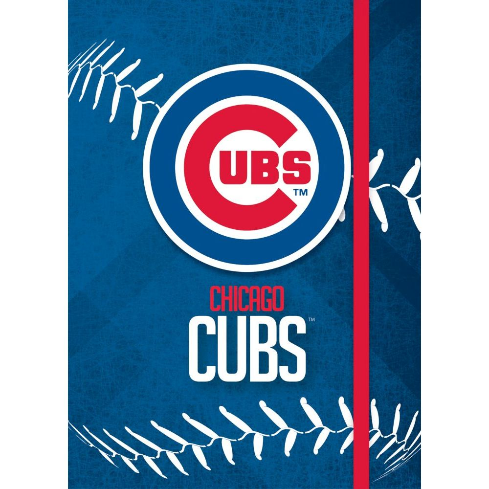 Mlb-Chicago-Cubs-Soft-Cover-Journal