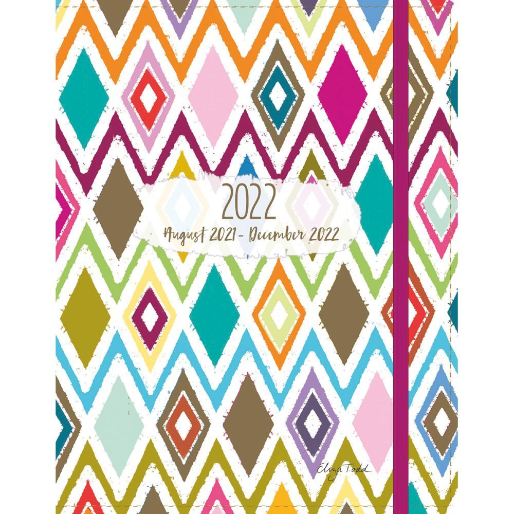 Journey Of The Heart 2022 Monthly Planner
