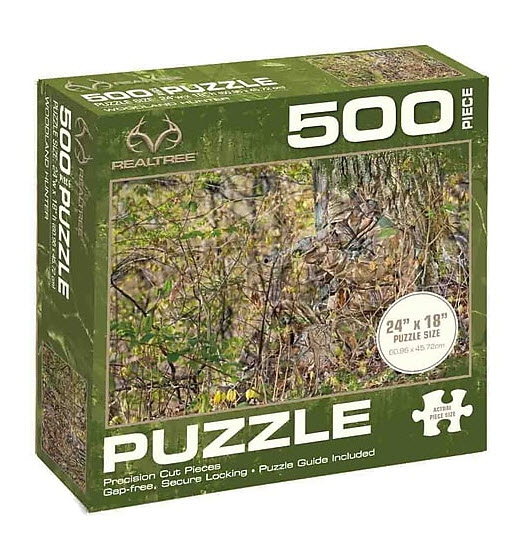 Realtree---Woodland-Hunter-500-Piece-Puzzle-1