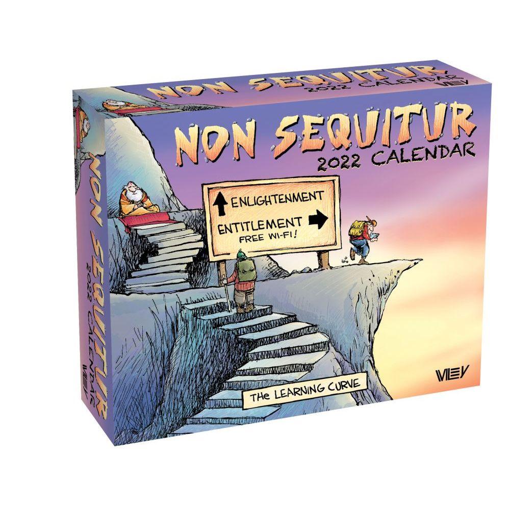 Non Sequitur 2022 Day-to-Day Calendar