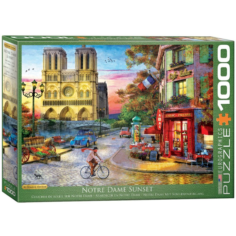Best Notre Dame 1000pc Puzzle You Can Buy