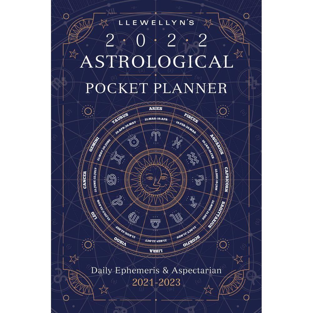 Llewellyn's Astrological 2022 Pocket Planner