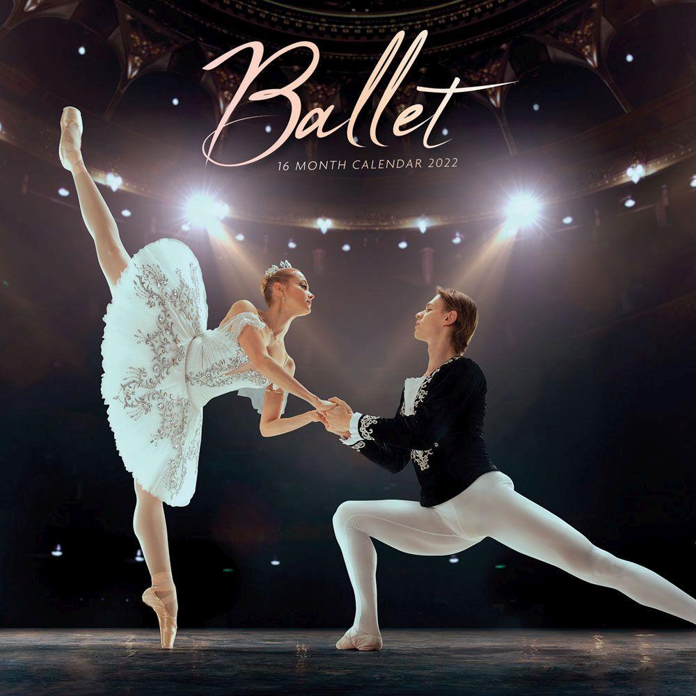 Ballet 2022 Wall Calendar