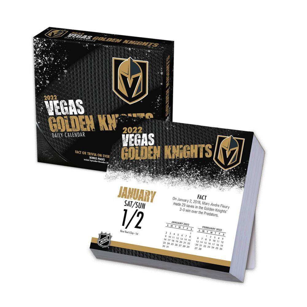 Vegas Golden Knights 2022 Wall Calendar